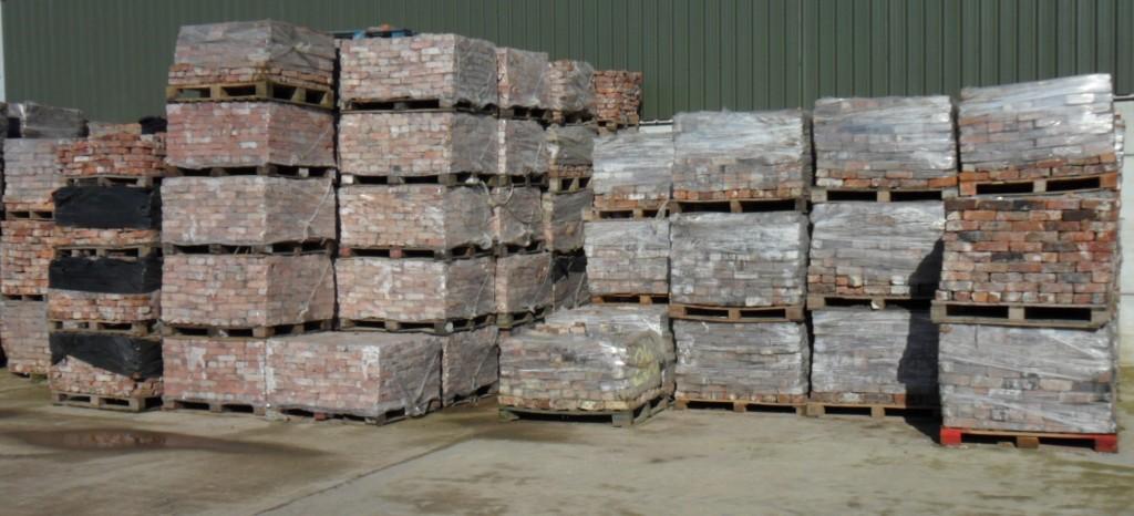 Bricks in Yard 004 - Copy